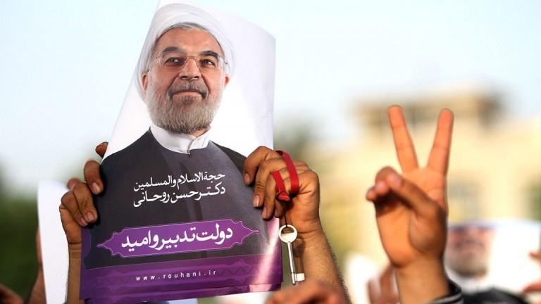 اعلام حمایت انجمن اسلامی دانشجویان دانشگاه گیلان از حسن روحانی