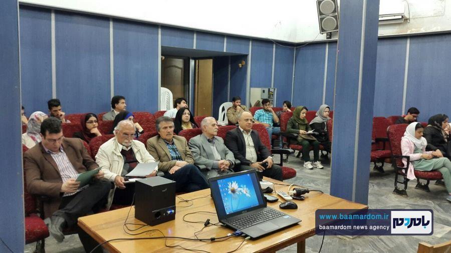 سی ونهمین جلسه پاتوق فیلم لاهیجان برگزار شد + تصاویر