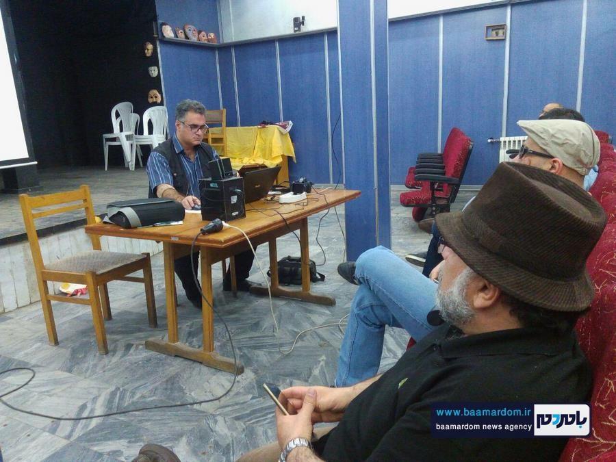 برگزاری صد و پنجمين جلسه کانون عکس انجمن سینمای جوان لاهیجان