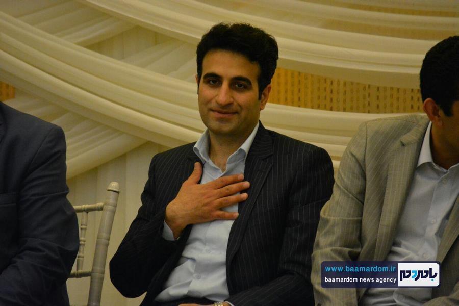 جشن قدردانی از حامیان و همراهان آرمان پوریاسری برگزار شد + تصاویر