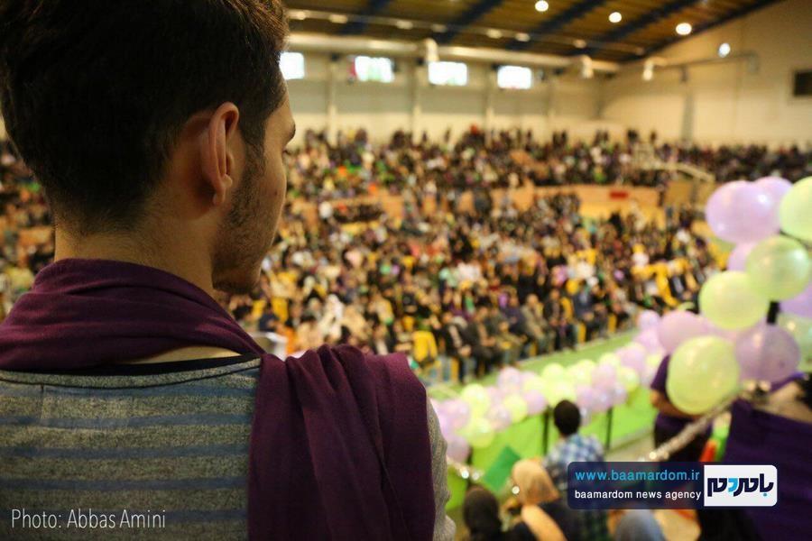 گزارش تصویری جشن پیروزی حامیان روحانی در لاهیجان