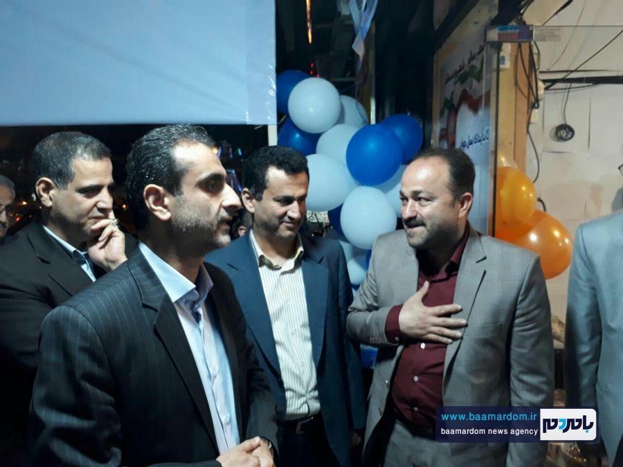 حضور فرماندار لاهیجان در ستادهای انتخاباتی کاندیداهای شورای شهر