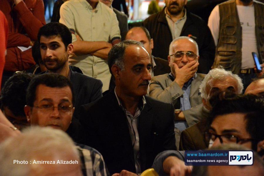 سخنرانی دکتر درودیان در ستاد روحانی لاهیجان 4 - با اقدامات دولت تدبیر و امید، محیطزیست جایگاه خود را پیدا کرده است   نیمی از سازمانهای مردم نهاد در گیلان در دولت یازدهم به ثبت رسید + تصاویر