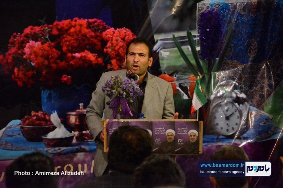 سخنرانی دکتر درودیان در ستاد روحانی لاهیجان 5 - با اقدامات دولت تدبیر و امید، محیطزیست جایگاه خود را پیدا کرده است   نیمی از سازمانهای مردم نهاد در گیلان در دولت یازدهم به ثبت رسید + تصاویر