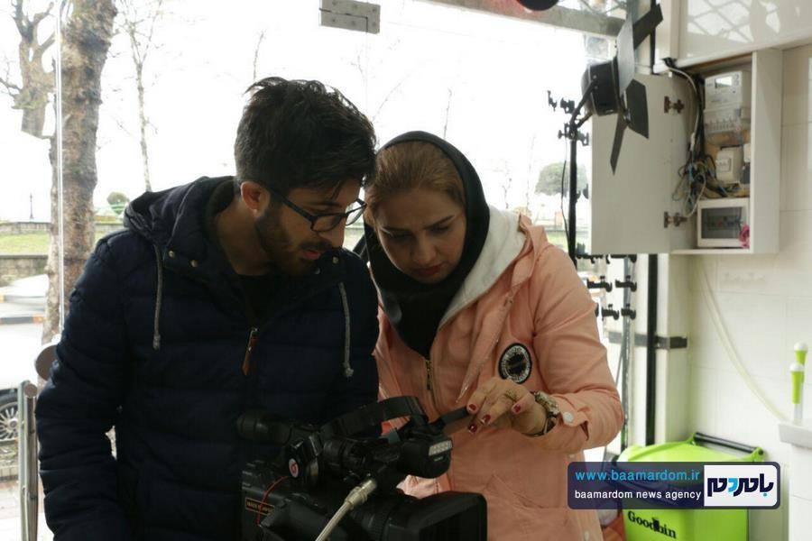 ساخت فیلم کوتاه «ميز شماره ۳» درانجمن سینمای جوان لاهیجان + تصاویر