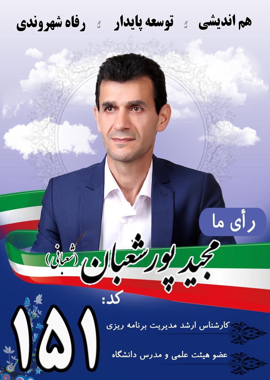 مجید پورشعبان - مجید پورشعبان