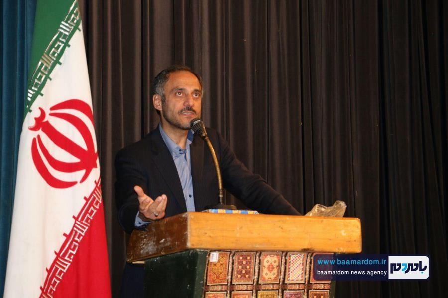 محمدحسین قربانی به عنوان رئیس مجمع نمایندگان گیلان انتخاب شد