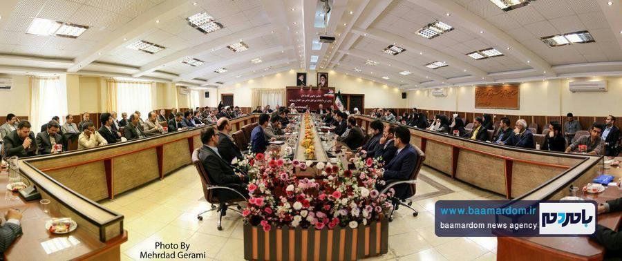 گزارش تصویری همایش توجیهی کاندیداهای انتخابات شوراهای اسلامی شهر لاهیجان و رودبنه