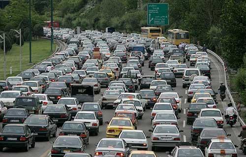 رشد ۸٫۵ درصدی تردد خودرو در طرح نوروزی گیلان