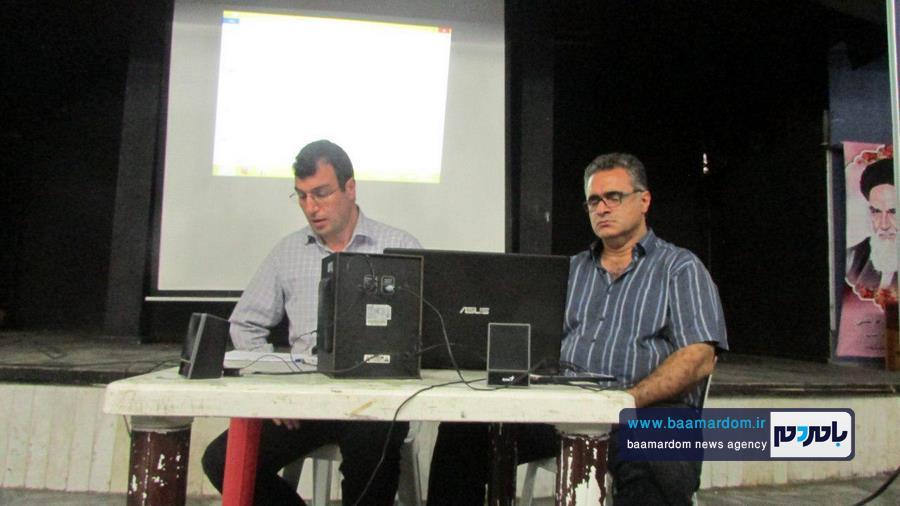 صد و هشتمين جلسه کانون عکس لاهیجان برگزار شد + تصاویر