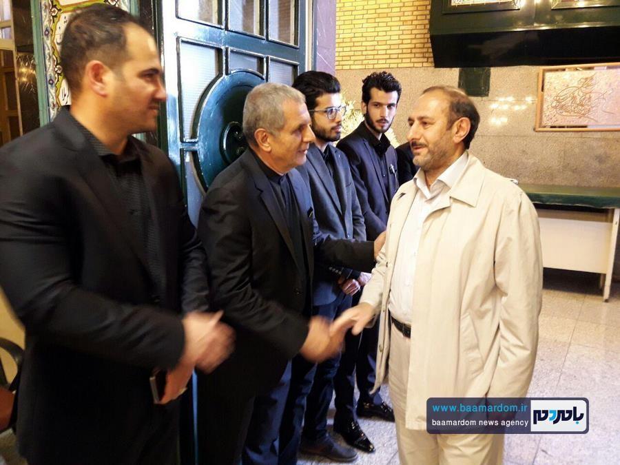 بامردم | رسانه خبری تحلیلی با مردم -یادبود-مهندس-قهرمانی-در-تهران-1 ترافیک چهره ها در مراسم یادبود مهندس قهرمانی در تهران | گزارش تصویری
