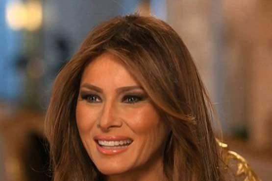همسر ترامپ محبوبترین مدل زیبایی شد