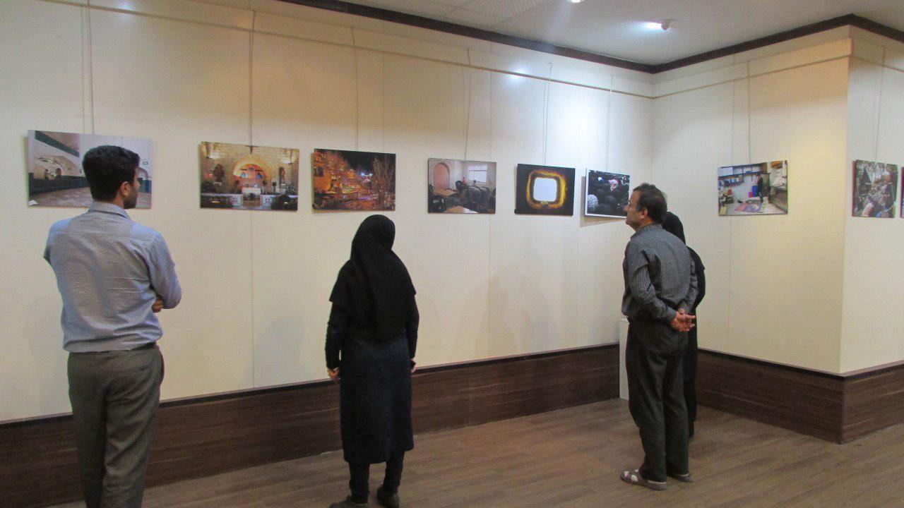 برپایی نمایشگاه عکس «نماز و نیایش» در لاهیجان