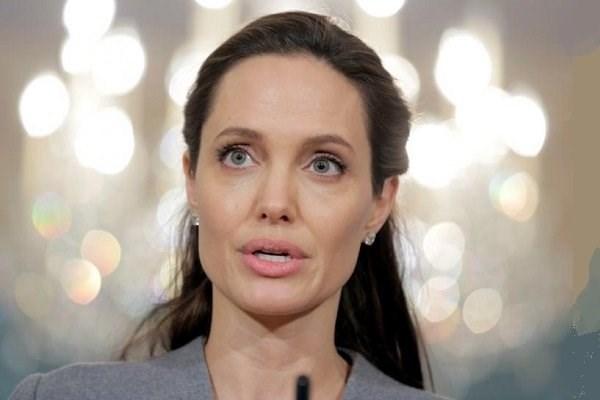 جولی - شیخ میلیاردر عرب عشق تازه آنجلینا جولی !