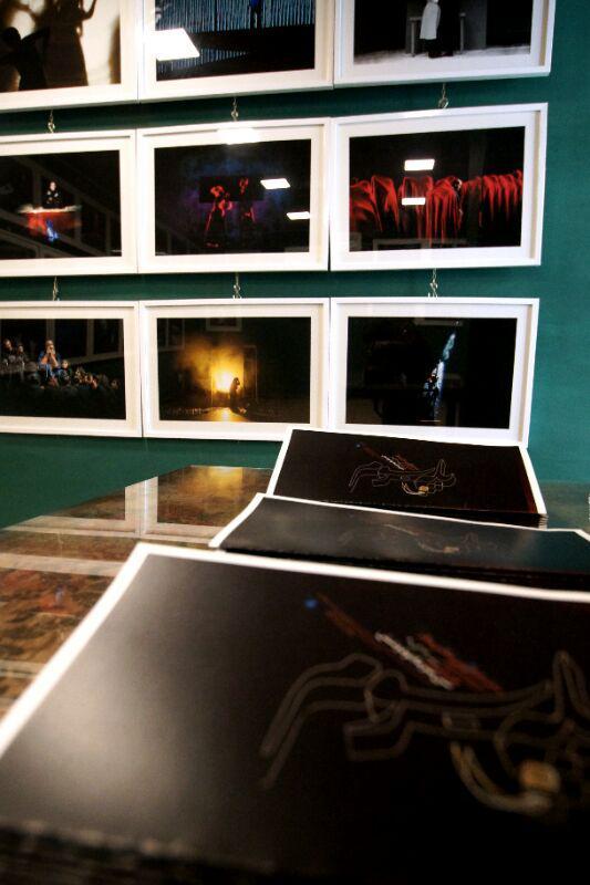 آیین گشایش نمایشگاه گروهی عکس پله سوم 4 - گزارش تصویری آیین گشایش نمایشگاه عکس تئاتر «پله سوم» در لاهیجان