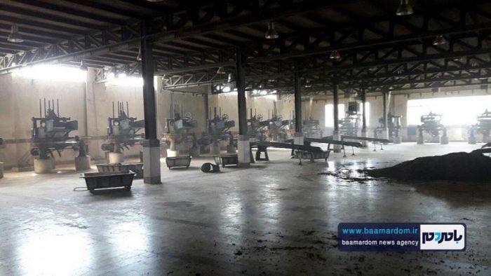 افتتاح مجدد کارخانه چایسازی سپید رود 2 - راهاندازی مجدد یکی از بزرگترین کارخانههای چایسازی خاورمیانه در گیلان