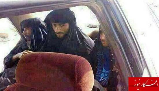 هلاکت ۵۰ داعشی حین فرار در لباس زنانه + عکس
