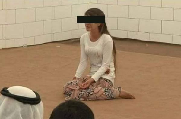 دختر ایزدی که برده جنسی داعش بود: به خانه برمیگردم تا انتقام بگیرم!