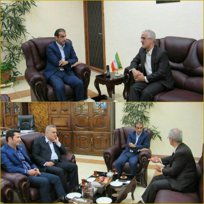 رئیس جدید اداره راهداری و حمل و نقل جادهای لاهیجان معرفی شد + عکس