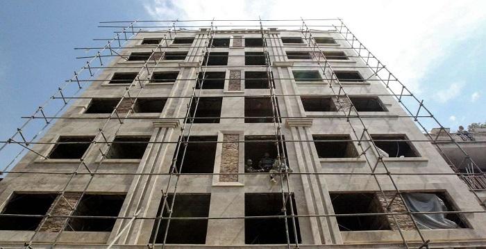 احداث طبقات مازاد از تخلفات ساختمانسازی در گیلان