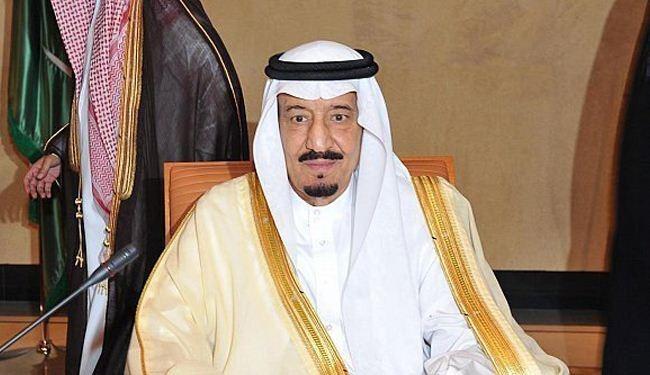 پادشاه عربستان کشور را به ولیعهد خود سپرد