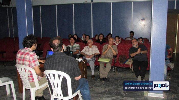 صد و دهمين جلسه کانون عکس انجمن سینمای جوان لاهیجان برگزار شد + تصاویر