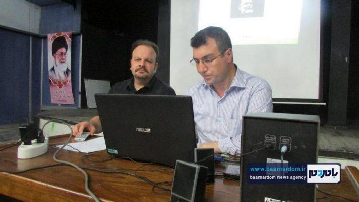 صد و نهمين جلسه کانون عکس لاهیجان برگزار شد + تصاویر
