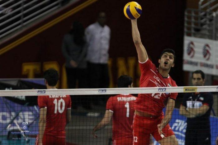 یک ایرانی در بین پردرآمدترین والیبالیستهای جهان