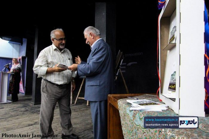 مراسم رونمایی از كتاب مجموعه عكس لاهیجان قدیم 16 - مراسم رونمایی از كتاب مجموعه عكس «لاهيجان قديم» برگزار شد + تصاویر