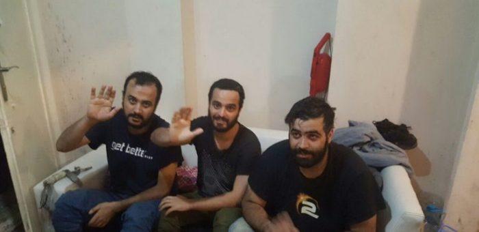 نجات انزلی چی ها از چنگال آدم ربایان در ترکیه