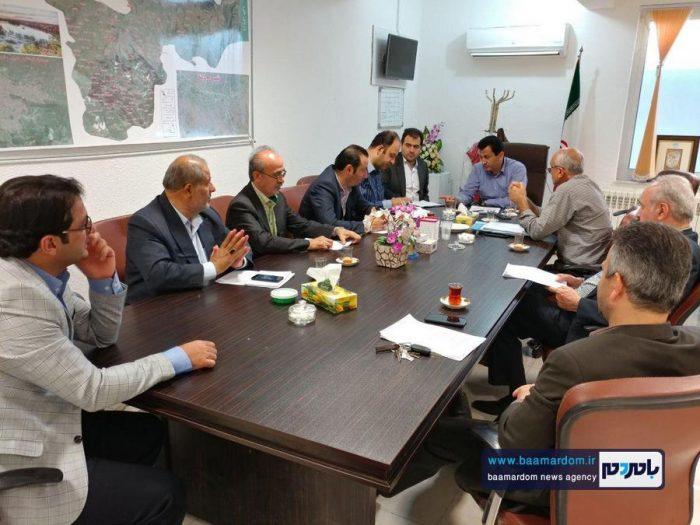 گزارش تصویری نشست های تخصصی هیات موسس تعاونی در شرف تاسیس توسعه و عمران لاهیجان