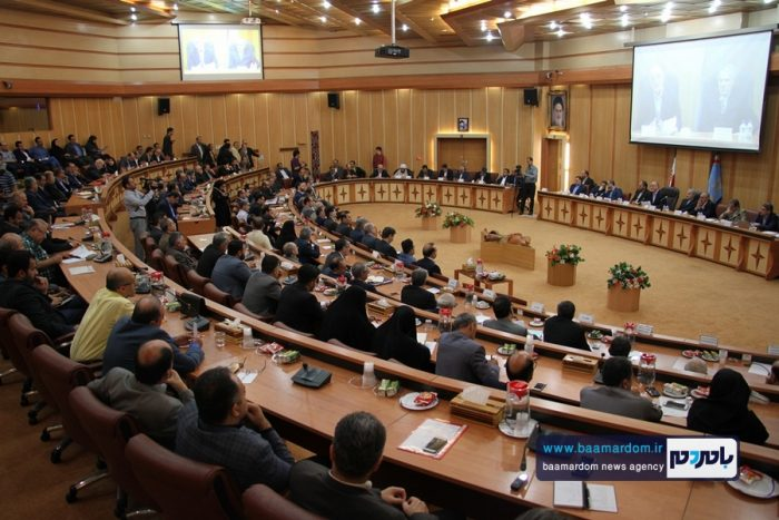 نشست هماهنگی برنامههای توسعه اشتغال و تولید گیلان 11 - نشست هماهنگی برنامههای توسعه اشتغال و تولید گیلان برگزار شد   گزارش تصویری
