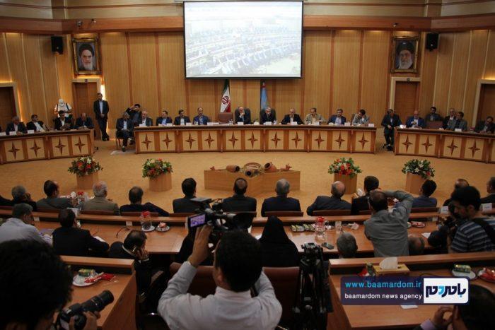 نشست هماهنگی برنامههای توسعه اشتغال و تولید گیلان 25 - نشست هماهنگی برنامههای توسعه اشتغال و تولید گیلان برگزار شد   گزارش تصویری
