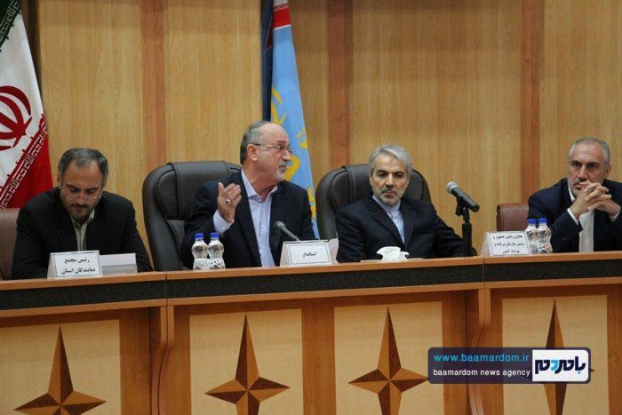نشست هماهنگی برنامههای توسعه اشتغال و تولید گیلان 3 - نشست هماهنگی برنامههای توسعه اشتغال و تولید گیلان برگزار شد   گزارش تصویری