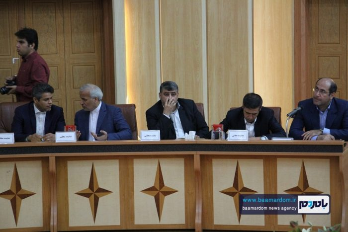 نشست هماهنگی برنامههای توسعه اشتغال و تولید گیلان 8 - نشست هماهنگی برنامههای توسعه اشتغال و تولید گیلان برگزار شد   گزارش تصویری