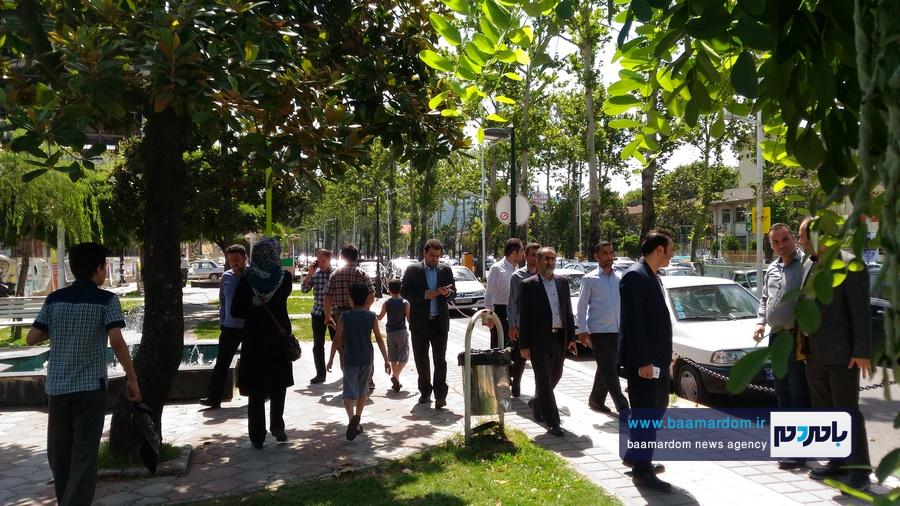 نمایشگاه پیشگیری از اعتیاد در لاهیجان 1 - نمایشگاه «پیشگیری از اعتیاد» در لاهیجان برگزار شد + تصاویر
