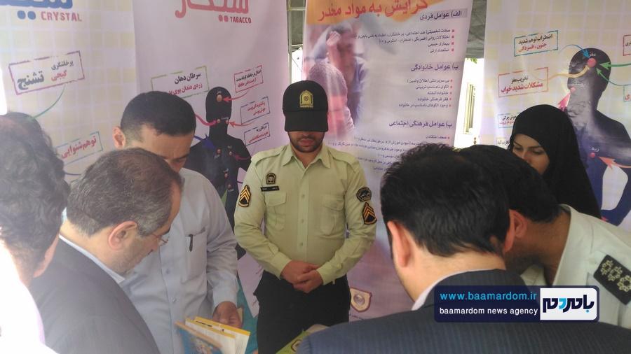 نمایشگاه پیشگیری از اعتیاد در لاهیجان 10 - نمایشگاه «پیشگیری از اعتیاد» در لاهیجان برگزار شد + تصاویر