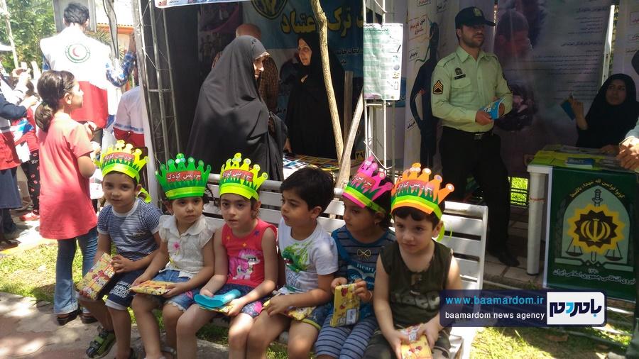 نمایشگاه پیشگیری از اعتیاد در لاهیجان 11 - نمایشگاه «پیشگیری از اعتیاد» در لاهیجان برگزار شد + تصاویر