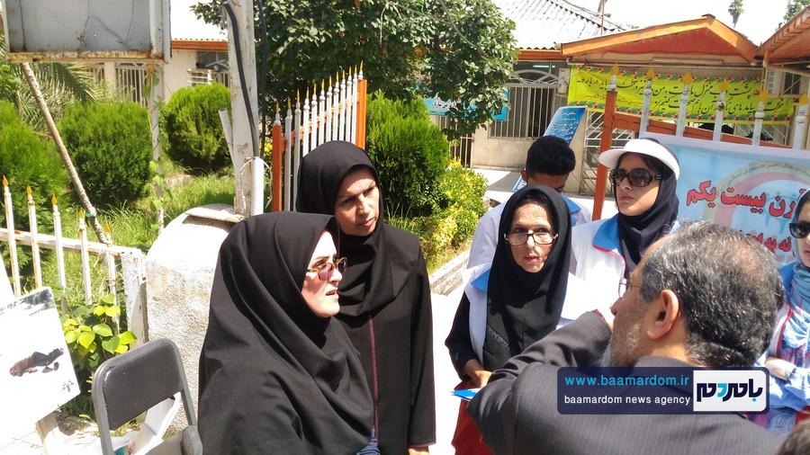 نمایشگاه پیشگیری از اعتیاد در لاهیجان 14 - نمایشگاه «پیشگیری از اعتیاد» در لاهیجان برگزار شد + تصاویر