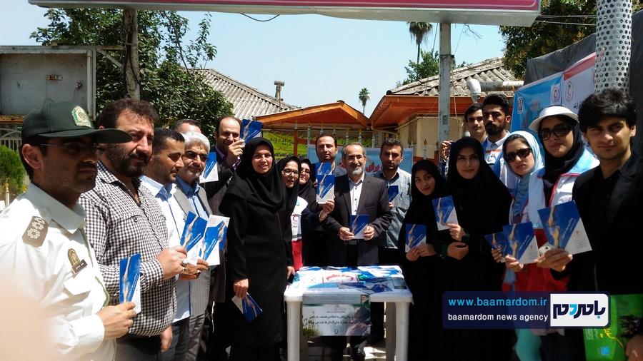 نمایشگاه پیشگیری از اعتیاد در لاهیجان 16 - نمایشگاه «پیشگیری از اعتیاد» در لاهیجان برگزار شد + تصاویر