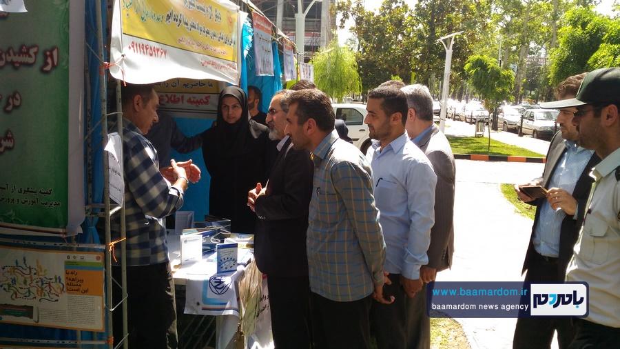 نمایشگاه پیشگیری از اعتیاد در لاهیجان 6 - نمایشگاه «پیشگیری از اعتیاد» در لاهیجان برگزار شد + تصاویر