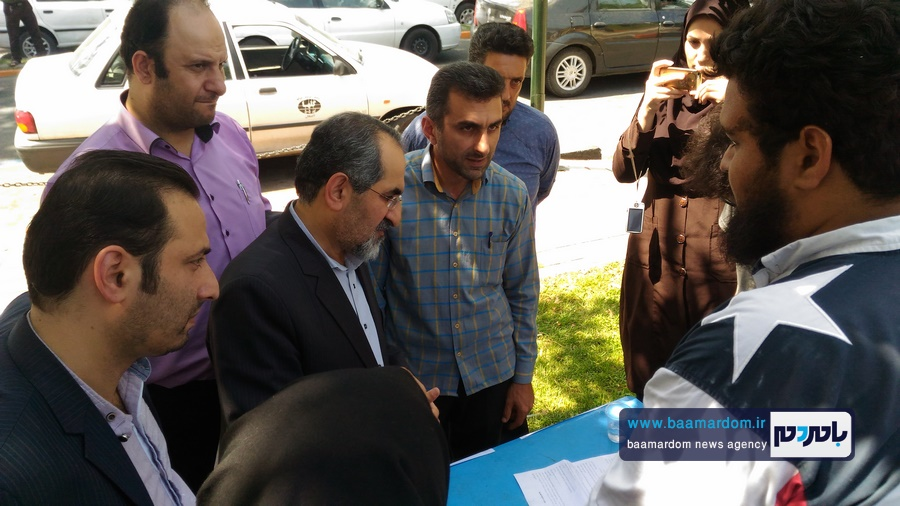 نمایشگاه پیشگیری از اعتیاد در لاهیجان 8 - نمایشگاه «پیشگیری از اعتیاد» در لاهیجان برگزار شد + تصاویر