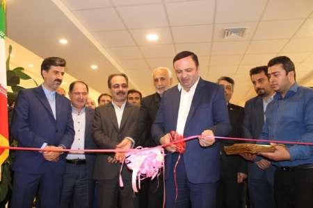 نمایشگاه گردشگری و فرصت های سرمایه گذاری مناطق آزاد کشور افتتاح شد