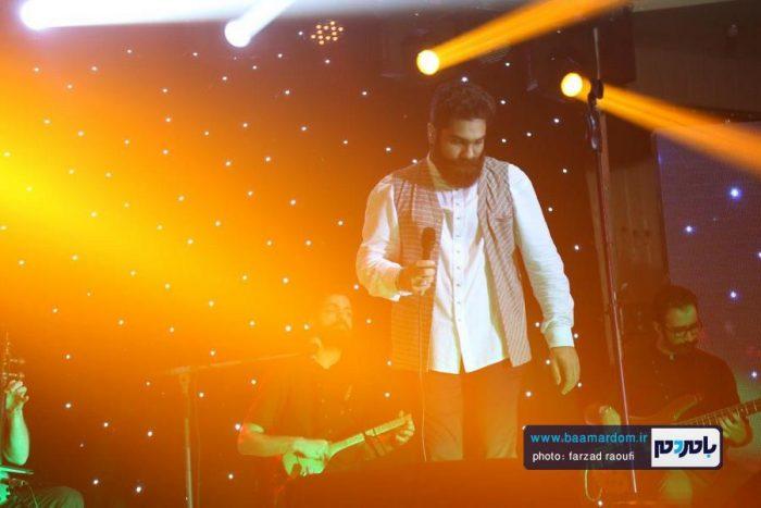 گزارش تصویری کنسرت علی زند وکیلی در لاهیجان