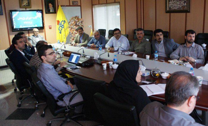 امکانسنجی ساخت دبی سنج کلمپسی جریان گاز در شرکت گاز استان گیلان