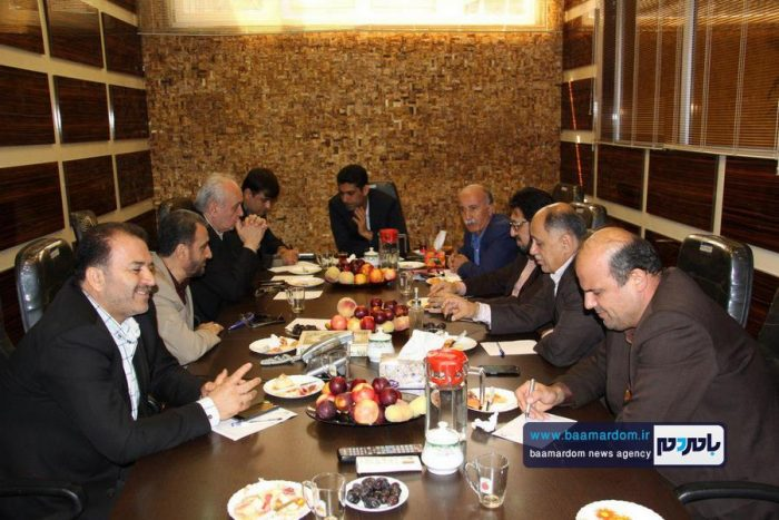 آخرین جلسه چهارمين دوره شوراى شهر لاهیجان برگزار شد | از غیبت دو ابراهیم تا خداحافظی با طعم خرما! + تصاویر