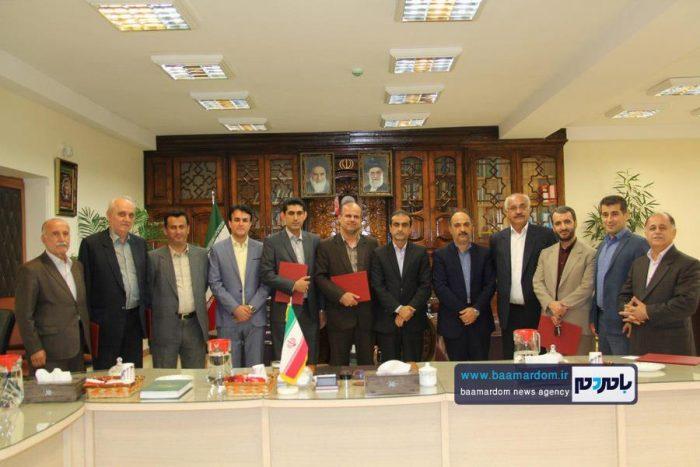 آیین تقدیر از اعضای دوره چهارم شورای لاهیجان 10 - آیین تقدیر از اعضای دوره چهارم شورای لاهیجان برگزار شد   گزارش تصویری