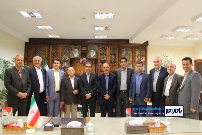 آیین تقدیر از اعضای دوره چهارم شورای لاهیجان برگزار شد   گزارش تصویری