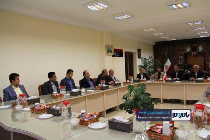 آیین تقدیر از اعضای دوره چهارم شورای لاهیجان 2 - آیین تقدیر از اعضای دوره چهارم شورای لاهیجان برگزار شد   گزارش تصویری
