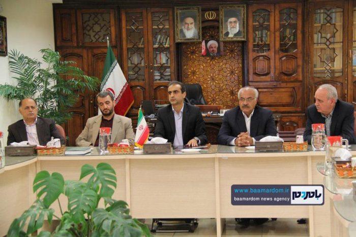 آیین تقدیر از اعضای دوره چهارم شورای لاهیجان 3 - آیین تقدیر از اعضای دوره چهارم شورای لاهیجان برگزار شد   گزارش تصویری